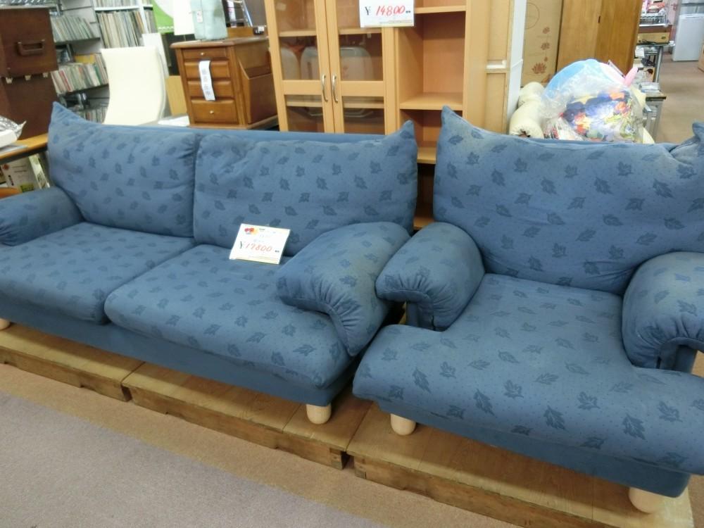 ソファーあります!